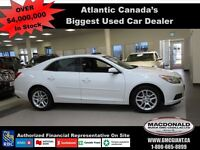 2014 Chevrolet Malibu 1LT  Only 13,300 Kms!