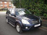 Honda Crv Diesel 2.2 DTI Service History 2 Owners. Bank Holiday Bargain Price £2050