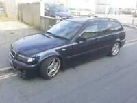 BMW 318 ISE Tourer 2004 150 bhp