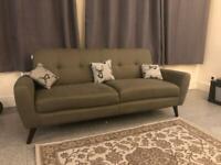 Luxury 3 Seater sofa