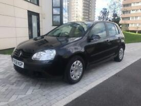 2008│Volkswagen Golf 1.9 TDI S 5dr │1 Former Keepers│Full Service History│Hpi Clear