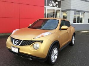 2013 Nissan Juke 1.6 DIG Turbo SV FWD 6sp 6 Speed *Manual*! Loca