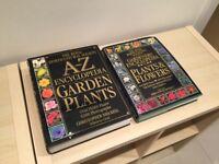 BOOKS: RHS A-Z Encyclopedia of Garden Plants + RHS Gardeners' Encyclopedia of Plants & Flowers