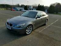 BMW e60 525 diesel in immaculate condition, full MOT, 177HP
