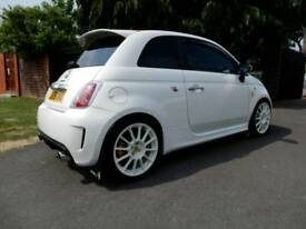 Fiat Abarth 1.4 Turbo High Spec and High Standard Modifications NO OFFERS