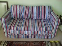 Basic sofa bed, most suitable for children, very good condition