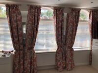 Heavy quality curtains - 3 pairs