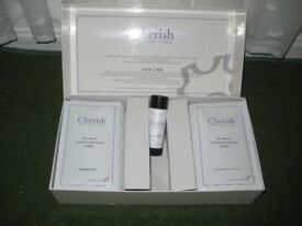 Brand New DFS Cherish Leather Care Box Set