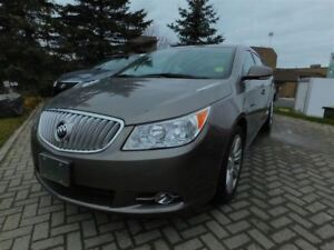 2011 Buick LaCrosse CXL LEATHER SUNROOF WITH WINTER TIRES!!!