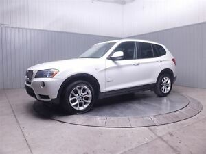 2013 BMW X3 AWD CUIR TOIT PANO MAGS