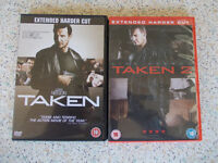 Taken 1 and 2 Films