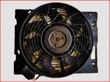 Holden Astra TS 1898 - 2005 A/C Condenser Thermo Fan Assembly