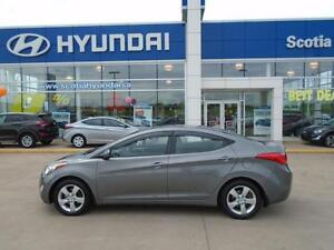 2012 Hyundai Elantra GLS SUNROOF/Alloys/FOG LIGHTS