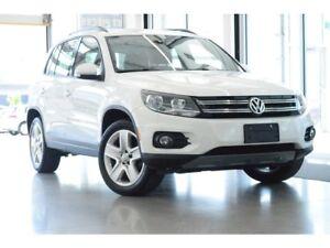 2016 Volkswagen Tiguan Comfortline 4motion *** Réservé ***