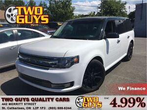 2016 Ford Flex SEL AWD LEATHER NAVIGATION ALLOYS