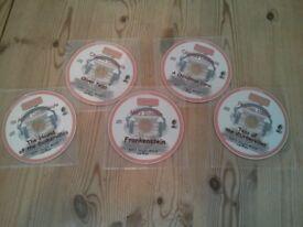 MP3 format Audio Books on CD