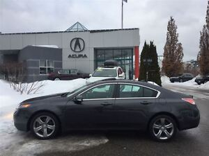 2012 Acura TL TECH AWD NAVI ACURA CERTIFIED FULL 7 YEARS 130K