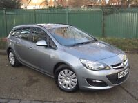 2013 VAUXHALL ASTRA 1.7 CDTI ECOFLEX EXCLUSIV 5 DR START/STOP 5DR~ONE OWNER~HIST~SPORT PACK~£20 TAX