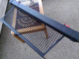 Citroen C4 Grand Picasso 2008. Sliding Luggage Net