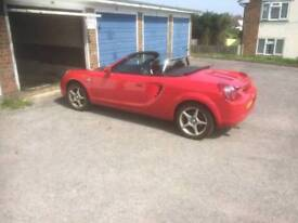 MR2 CONVERTIBLE FOR SALE