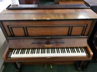 CAN DELIVER- WINDOVER TRADITIONAL UPRIGHT PIANO - CAN DELIVER
