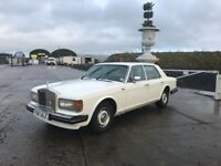 *** 1986 ROLLS ROYCE SILVER SPIRIT 6.8 GAS LPG *** TAKING OFFERS ***