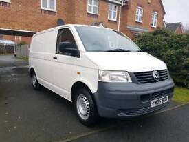 VW t5 2005 full history new clutch and cambelt