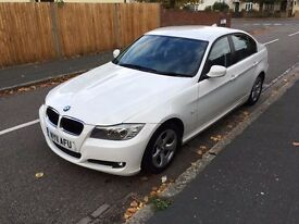 2011 BMW 320D White efficientdynamics - Excellent condition