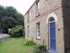 Secluded / Conservation Area. V close JR and hospitals. 2 bed house. Secure of-road parking 2 cars