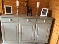 Ducal Pine Sideboard - Painted