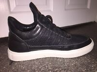 Men's Filling Pieces Trainers - size nine (9) - twice worn