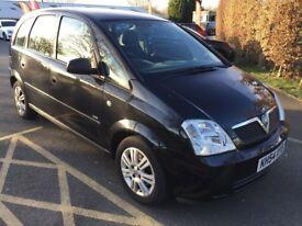 Vauxhall Meriva 1.6 AUTOMATIC ** NEW MOT **