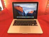 Apple MacBook Pro A1278 (13'), 250GB (2009), +WARRANTY, NO OFFERS
