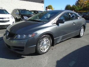 2009 Honda Civic COUPE A/C MAGS