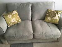 Hepburn 2 seater sofa and 2 swivel chairs