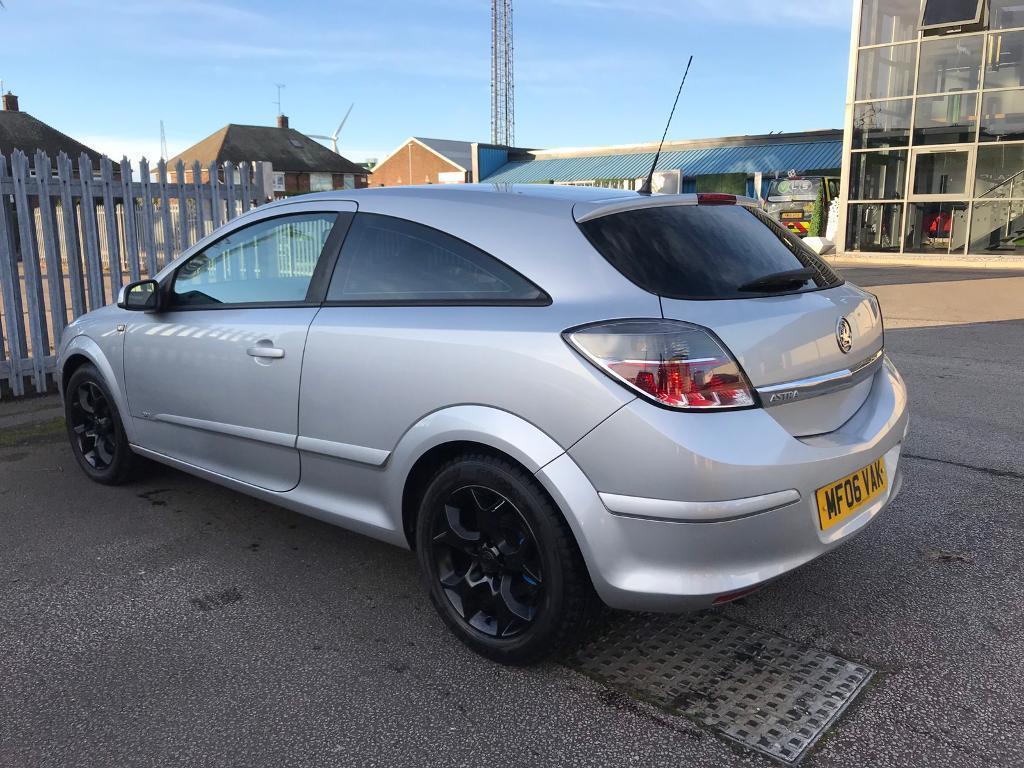 Vauxhall ASTRA 1.4 Petrol (SXi)