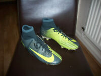Nike Mercurial CR7 Sock Football Boots