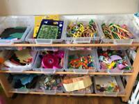 Toy or Craft storage unit