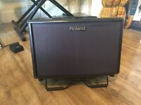 Roland AC60 Acoustic Amp - Rosewood, Excellent condition