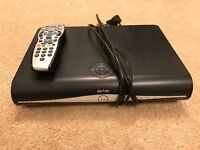 Shy+ HD Box with remote and cable