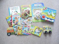 Russian toddler child books bundle