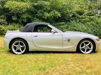 BMW Z4 3.0 Tip - audi tt mercedes slk porsche boxster s2000 mx5 z3 px warranty