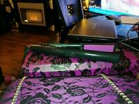 Limited edition ghd orchid straighteners
