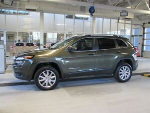2014 Jeep Cherokee Limited TRÈS RARE  IMPECCABLE