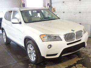 2014 BMW X3 xDrive28i, PANO ROOF, BACK UP CAMERA, LEATHER