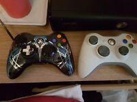 Xbox black slim 360