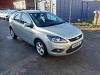 2008 (08 reg), Ford Focus 1.8 Zetec, FREE 12 MONTHS BREAKDOWN & 3 MONTHS WARRANTY, £2,395