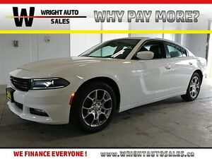 2016 Dodge Charger SXT| AWD| LEATHER| NAVIGATION| SUNROOF| 25,83
