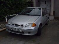 2001 Subaru Justy - AWD - 4WD - Rare - 1 Owner -VERY LOW 39000 Miles!