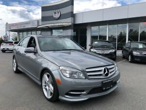 2011 Mercedes-Benz C-Class LANGLEY LOCATION CALL (604)534-4744